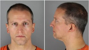 Derek Chauvin Hennepin County Sheriff's Office / Reuters